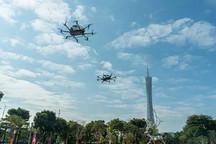 """亿航""""空中的士""""在美国首飞,获得FAA飞行许可"""