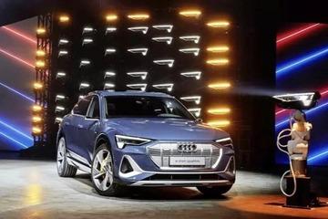 奥迪在华新车规划 2021年9款新能源车