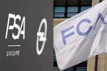 标致家族计划增持PSA-FCA新造车集团股份