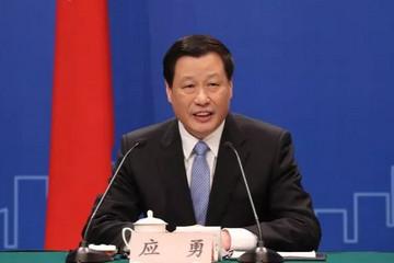 上海市长应勇任湖北省委书记,济南市委书记王忠林任武汉市委书记