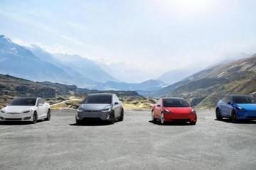 特斯拉一马当先,比亚迪暂列第四,前5月新能源车企销量