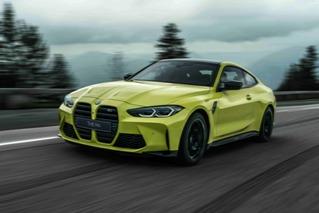 全新BMW M3及全新BMW M4双门轿跑车全球首秀