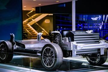 观致MILESTONE概念车全球首发