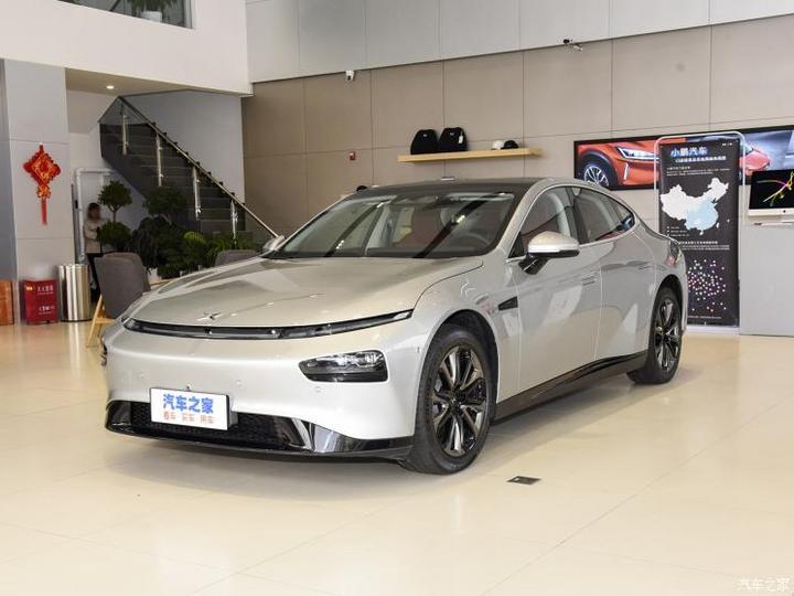 小鹏汽车 小鹏汽车P7 2020款 试装车