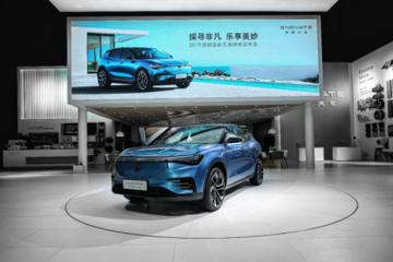 E星荟用户服务平台上线 天际汽车闪耀登陆2019成都车展