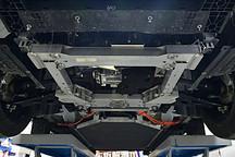 2019款广汽Aion S底盘数据评分 这款车的底盘用料让人意外