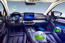 实时成像 比亚迪将推车内体温监测系统