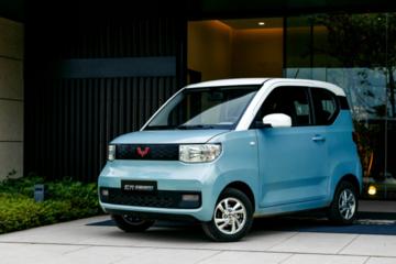 招募首批试驾官 宏光MINI电动车启动全国试驾预约