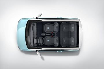超级实用便捷,五菱首款新能源车内部设计细节曝光