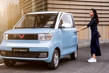 安全又实用 宏光MINI EV 5月启动预售