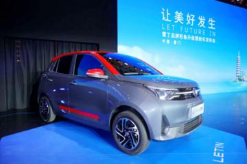 雷丁的野心:为中国K-Car代言