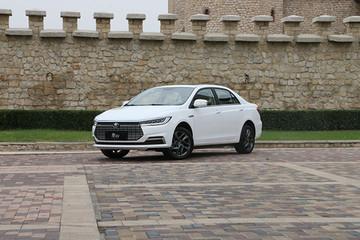11月5日晚,全新秦EV即将上市,预售价13.98-14.68万元