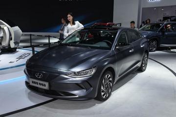新车图解 北京现代 菲斯塔EV:纯电动轿跑+490km续航