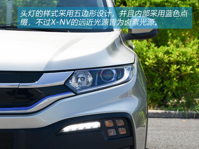 好车不怕晚春风本田首款纯电动车型X-NV试驾-图6