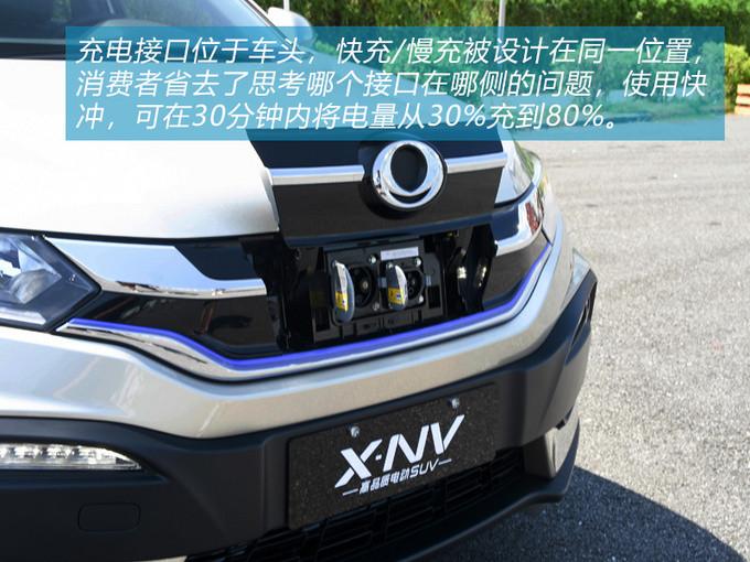 好车不怕晚春风本田首款纯电动车型X-NV试驾-图8
