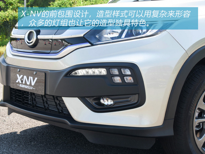 好车不怕晚东风本田首款纯电动车型X-NV试驾-图7