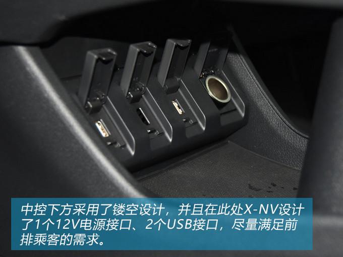 好车不怕晚东风本田首款纯电动车型X-NV试驾-图11