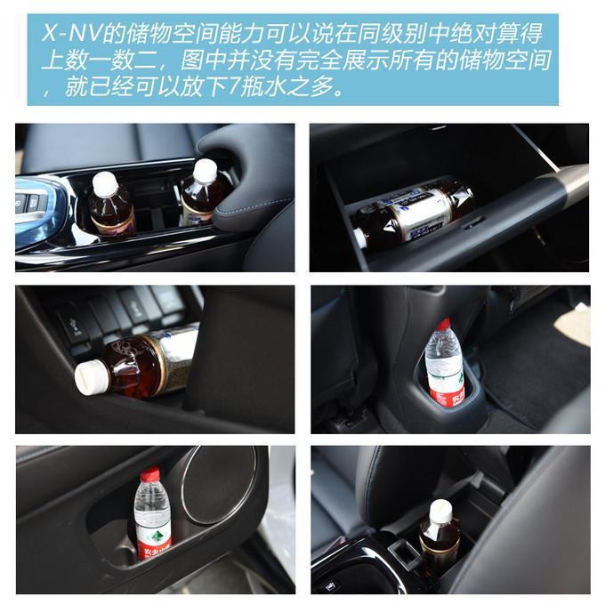好车不怕晚东风本田首款纯电动车型X-NV试驾-图13