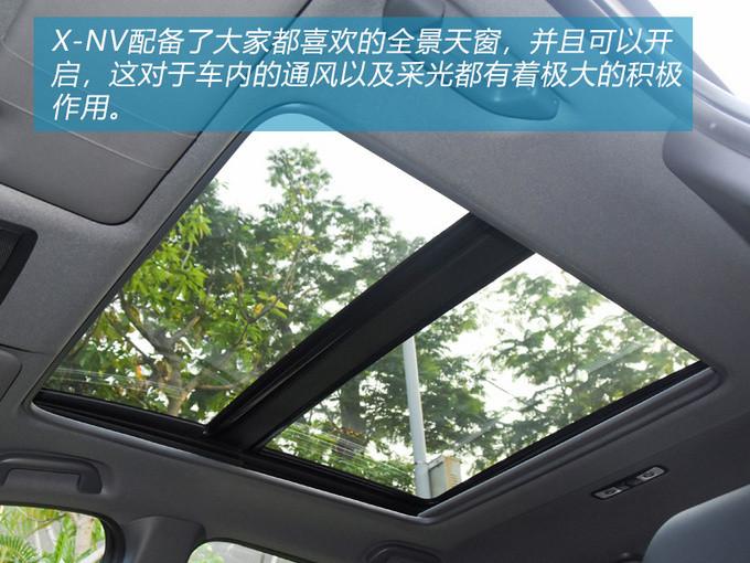 好车不怕晚东风本田首款纯电动车型X-NV试驾-图12