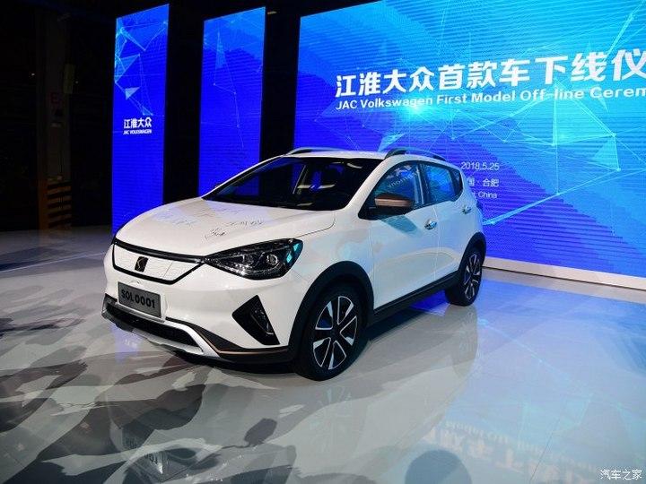 江淮大众 SOL E20X 2018款 基本型