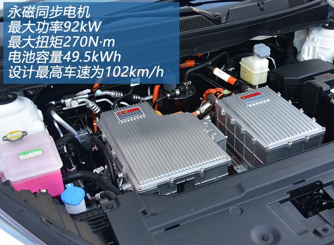 都说大众很懂中国消费者 江淮大众思皓E20X或许是个例外-图3