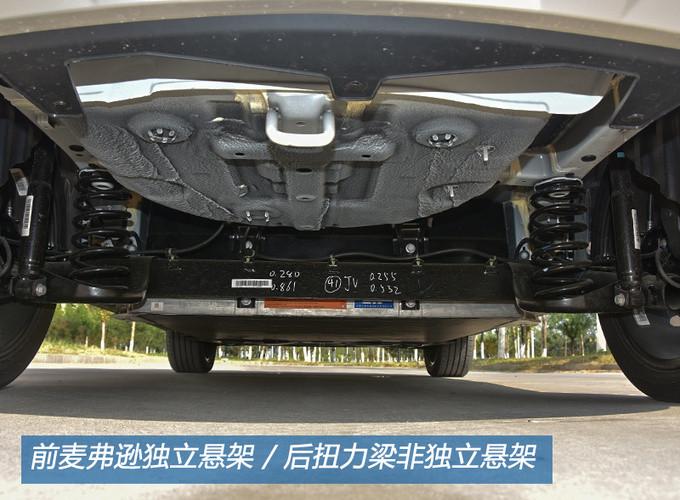都说大众很懂中国消费者 江淮大众思皓E20X或许是个例外-图5