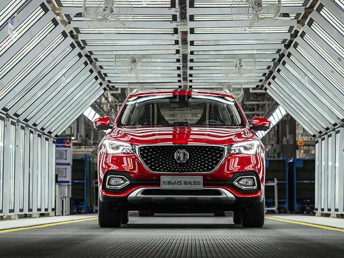 上汽乘用車產能增長32.4 SUV等4款新車將投產-圖1