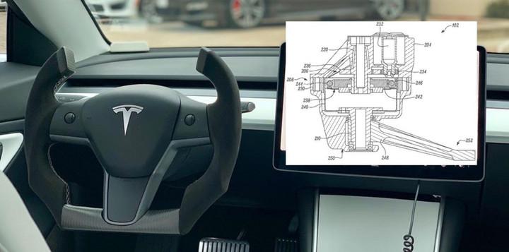 黑科技,前瞻技术,特斯拉,特斯拉专利,特斯拉动力辅助转向系统,特斯拉动力转向系统,汽车新技术