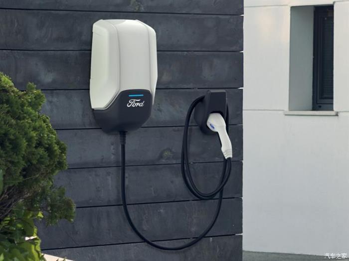 福特领界EV,充电桩网络,福特派