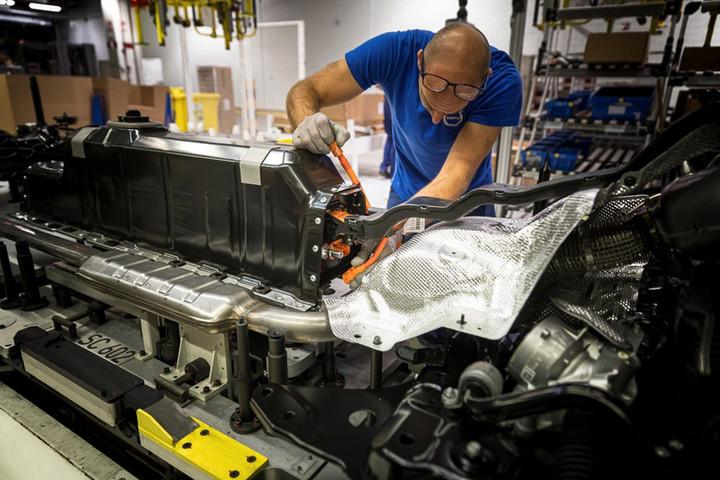 电动汽车,黑科技,前瞻技术,电池,沃尔沃汽车,沃尔沃汽车区块链,沃尔沃汽车钴材料,沃尔沃汽车宁德时代,汽车新技术