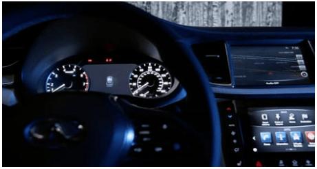 英菲尼迪开发新智能双触屏信息娱乐系统 车载导航变Wi-Fi热点