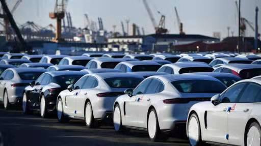 特朗普,欧盟汽车加征关税