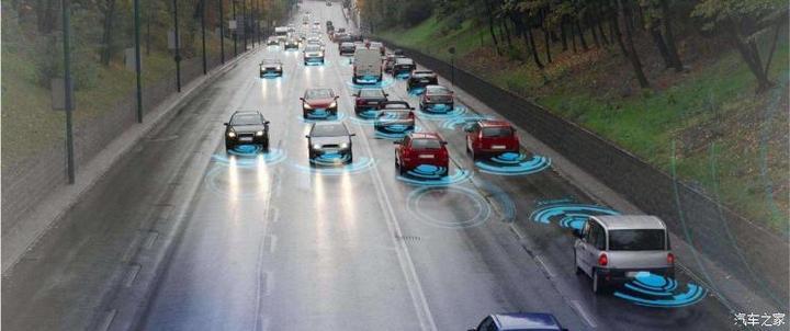 5G车联网测试 斯巴鲁自动驾驶有新进展