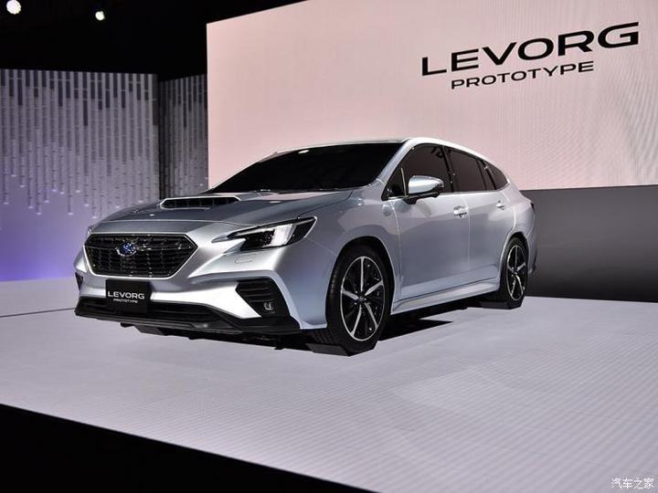 斯巴鲁 LEVORG 2020款 Prototype