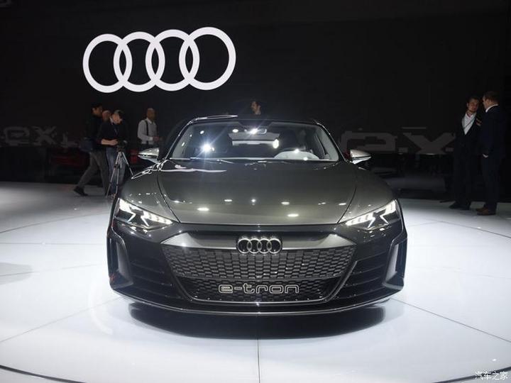 奥迪(进口) 奥迪e-tron GT 2019款 Concept