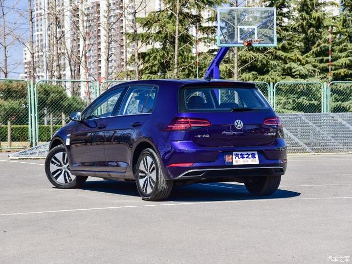 一汽-大众 高尔夫·纯电 2020款 驰Pro