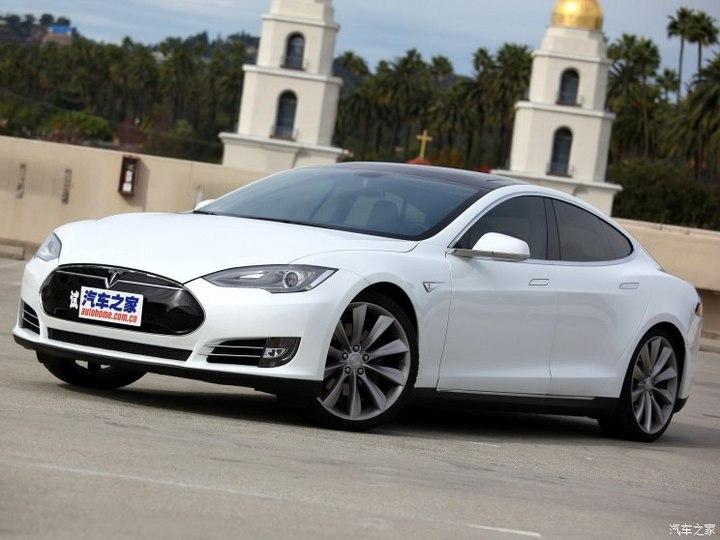特斯拉(进口) Model S 2014款 Model S P85
