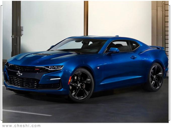 雪佛兰Camaro纯电SUV渲染图竞争福特Mach-E-图2