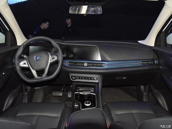 长安汽车 E-Rock 2020款 基本型