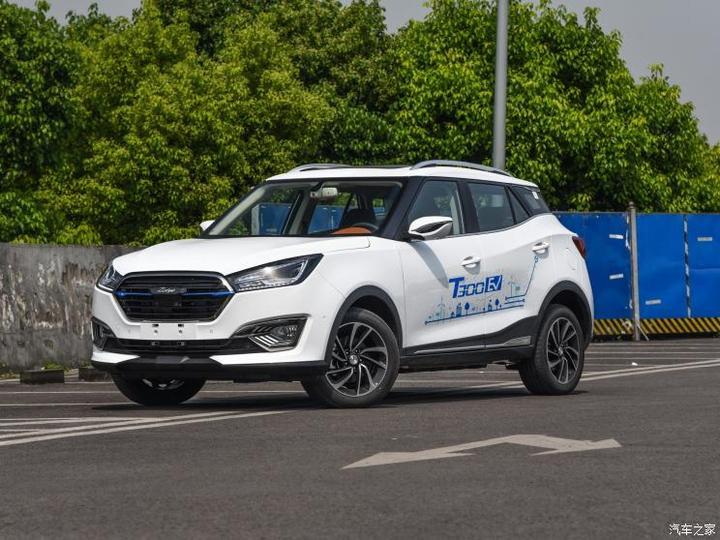 众泰汽车 众泰T300新能源 2018款 EV 标准型