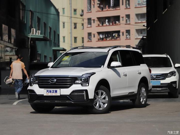 廣汽乘用車 傳祺GS8 2020款 390T 兩驅豪華版(七座)