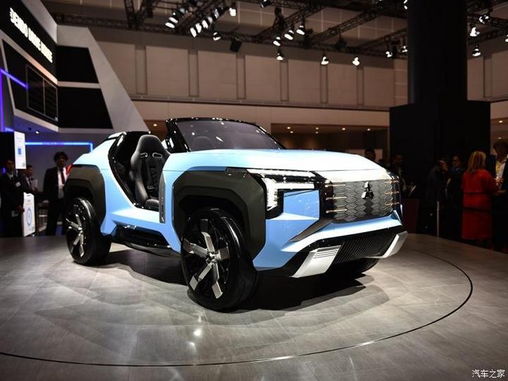 三菱(进口) 三菱MI-TECH 2020款 Concept