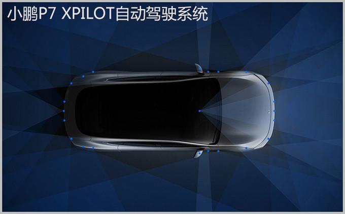 综合性能媲美百万级纯电标杆 小鹏P7对比Model S-图3