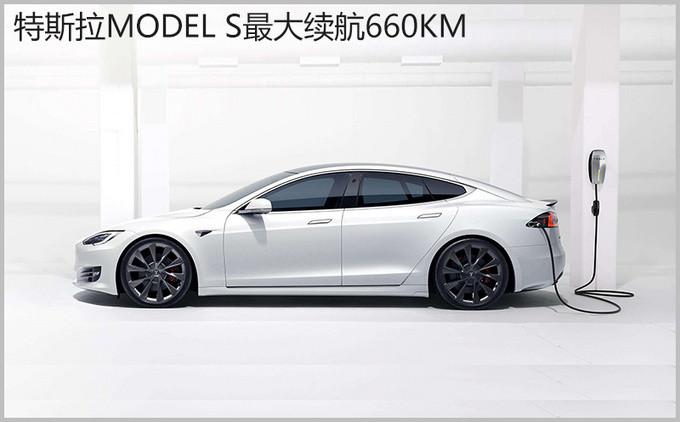综合性能媲美百万级纯电标杆 小鹏P7对比Model S-图6