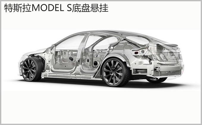 综合性能媲美百万级纯电标杆 小鹏P7对比Model S-图9
