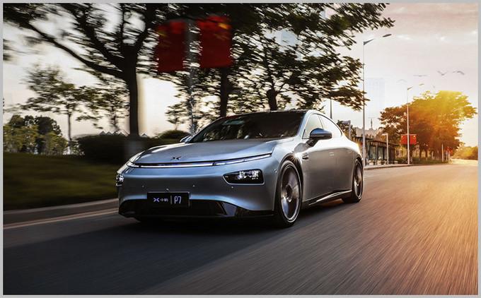綜合性能媲美百萬級純電標桿 小鵬P7對比Model S-圖12