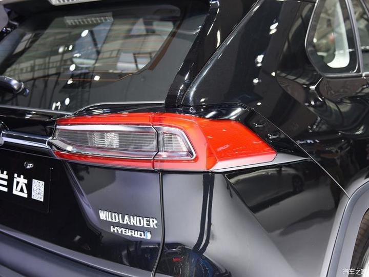 廣汽豐田 威蘭達 2020款 混動基本型