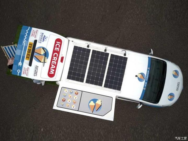日产(进口) 日产NV200新能源(海外) 2019款 Ice Cream Concept