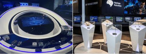 自动驾驶,2020 CES,地平线新计算平台