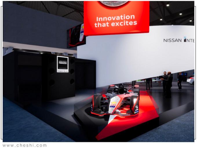 日产多款黑科技亮相CES居然还有冰激凌贩卖车-图7